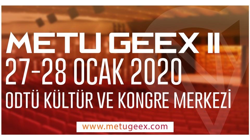 METU GEEX II - Oyun ve Eğlence Fuarı