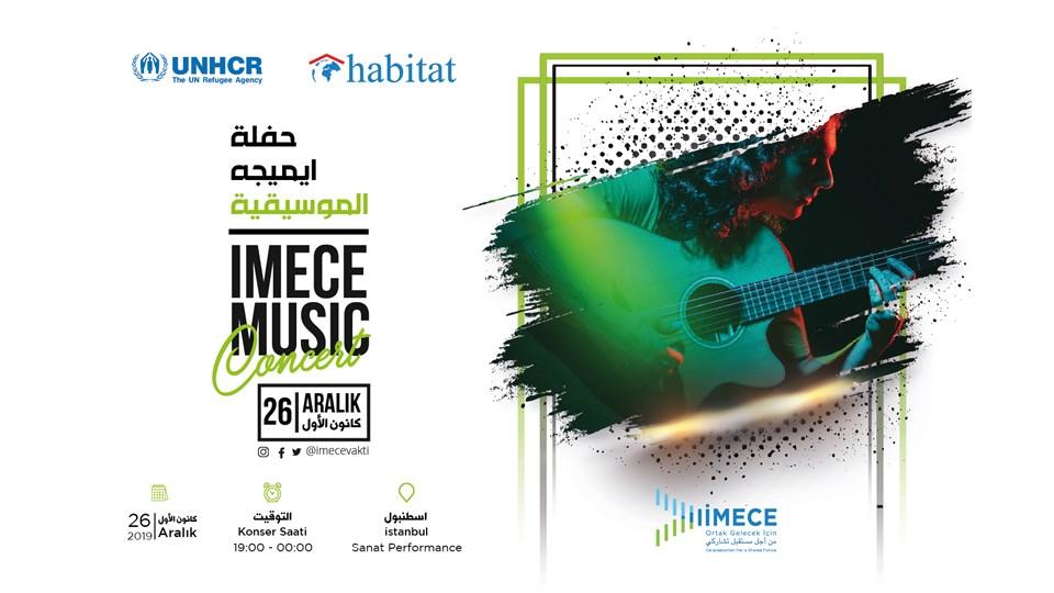 IMECE MUSIC CONCERT - حفلة ايميجه الموسيقية