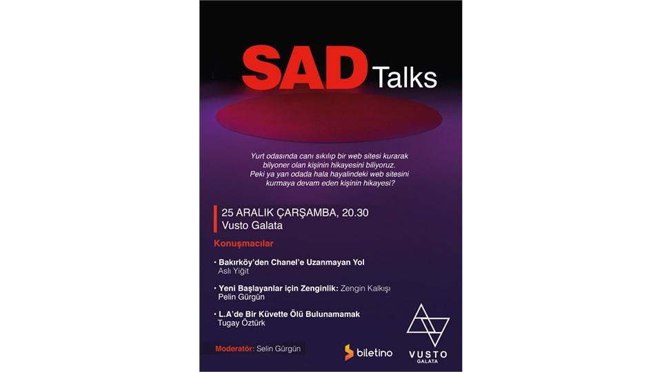 Sad Talks