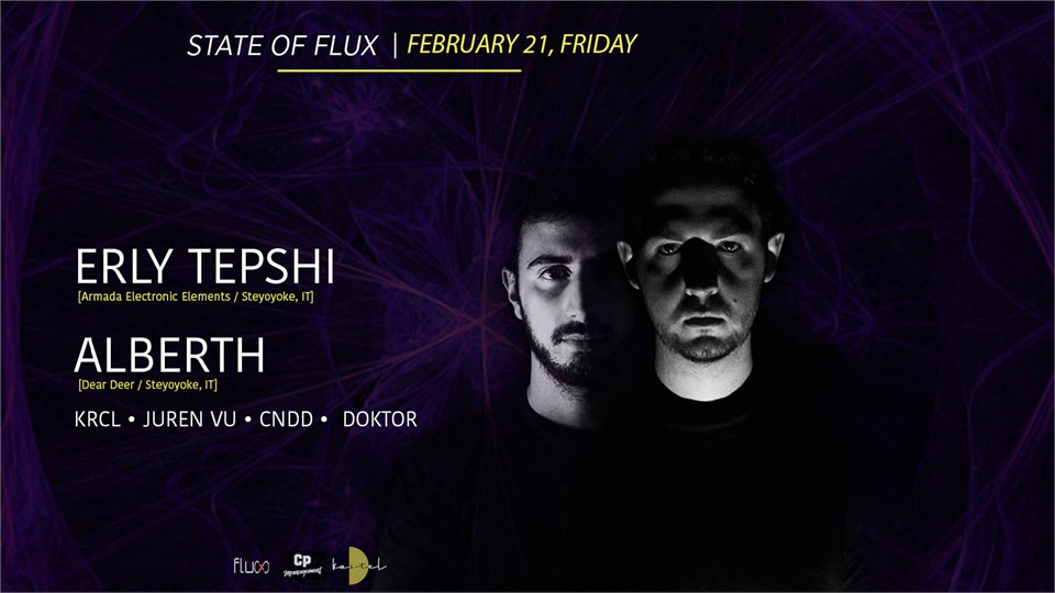 Erly Tepshi & Alberth | State of Flux