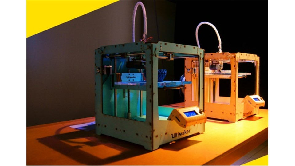 İnovasyonu ve Yaratıcılığı 3D Yazıcı Yaparak Deneyimleme Eğitimi