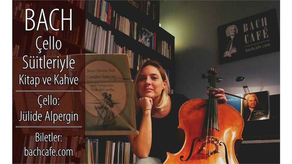 Bach Çello Süitleriyle Kitap ve Kahve
