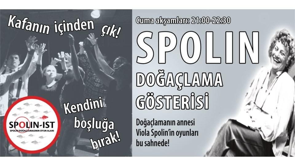 Spolin Doğaçlama Tiyatro Gösterisi