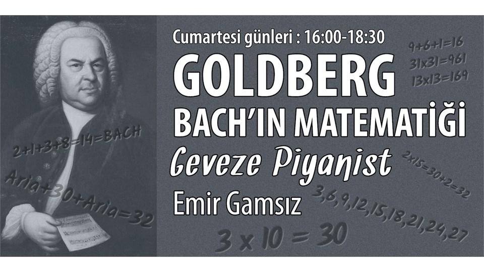 GOLDBERG - Bach'ın Matematiği