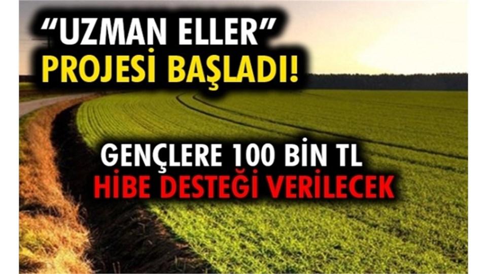Kırsal Kalkınmada Gençlere 100.000 TL Hibe Desteği
