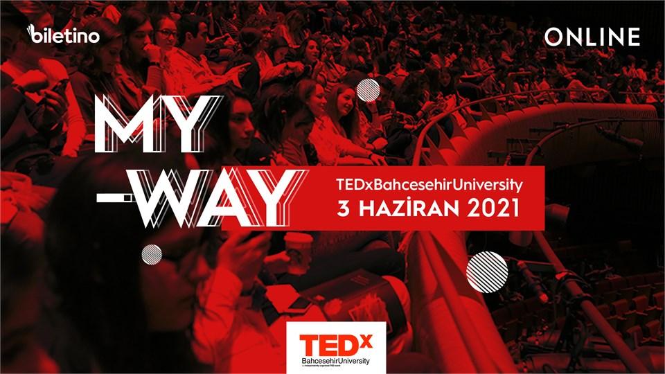 TEDxBahcesehirUniversity 2021