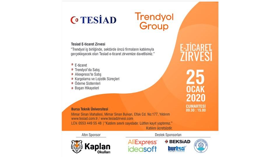 Tesiad E-ticaret Zirvesi
