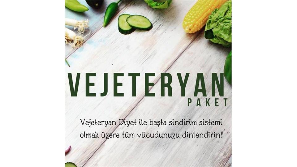 Vejeteryan Diyet Paketleri