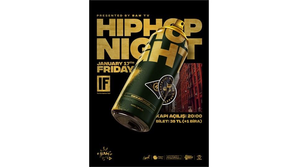 Hıp Hop Night