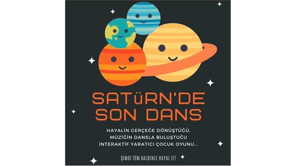Satürn'de Son Dans (Eğitici Çocuk Oyunu)