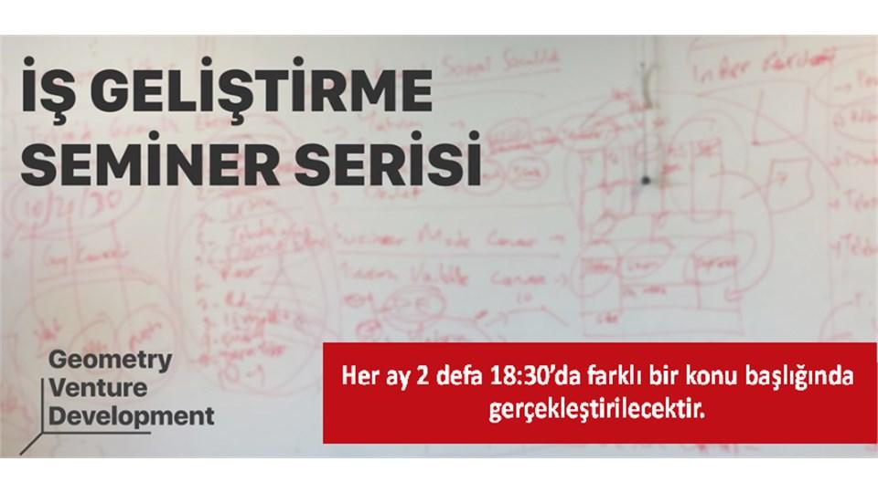 İş Geliştirme Seminer Serisi#38 | Varsayım | Geometry Venture Development