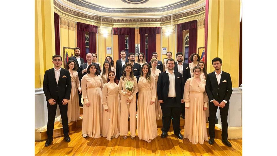 Ars Nova - Santa Maria Draperis Kilisesi Konseri