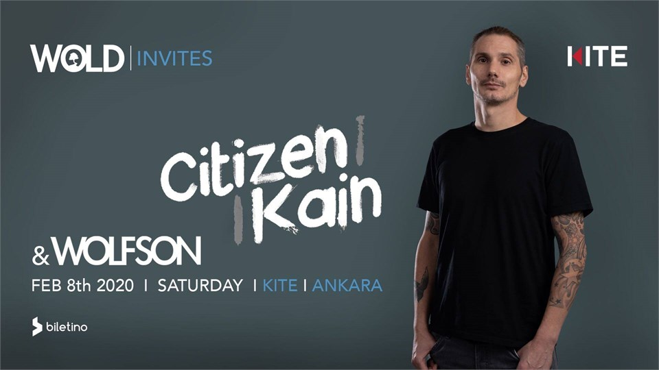 Wold Invites: Citizen Kain (Suara / Stil Vor Talent), Wolfson