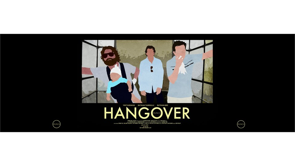 Munch.tr Hangover Series Vol 1