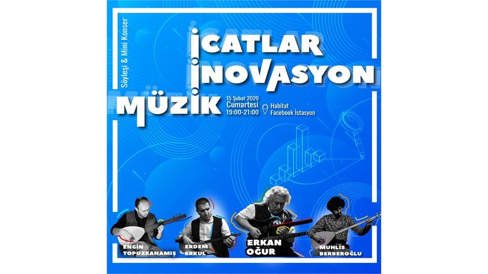 İcatlar, İnovasyon ve Müzik
