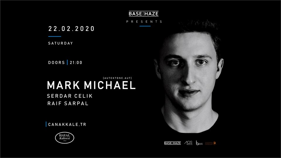 Base On Haze Presents: Mark Michael