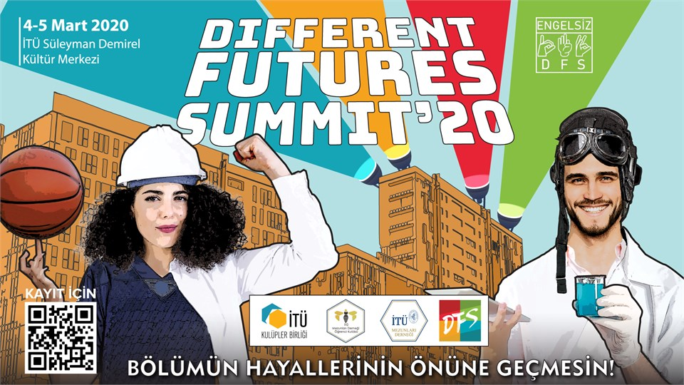 Different Futures Summit'20