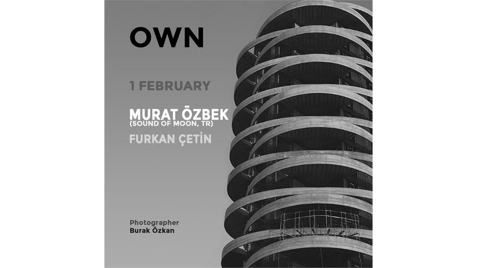 OWN : Murat Özbek