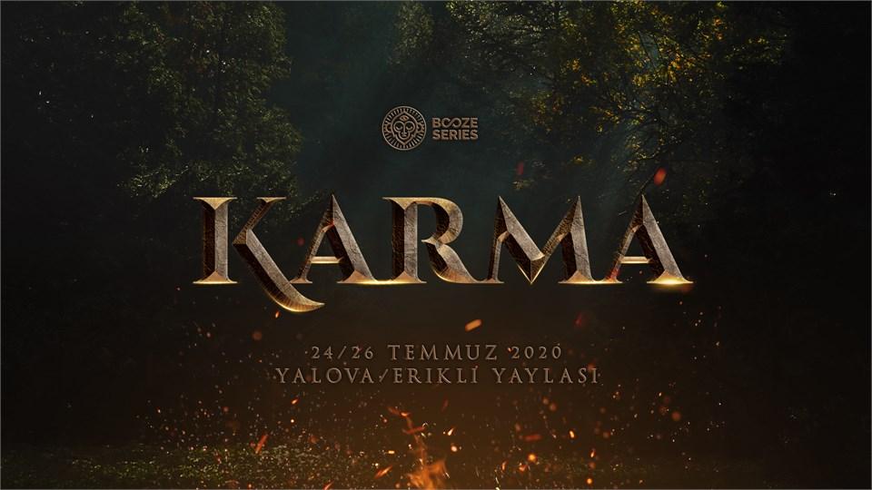 KARMA | HEALING CAMP 2020