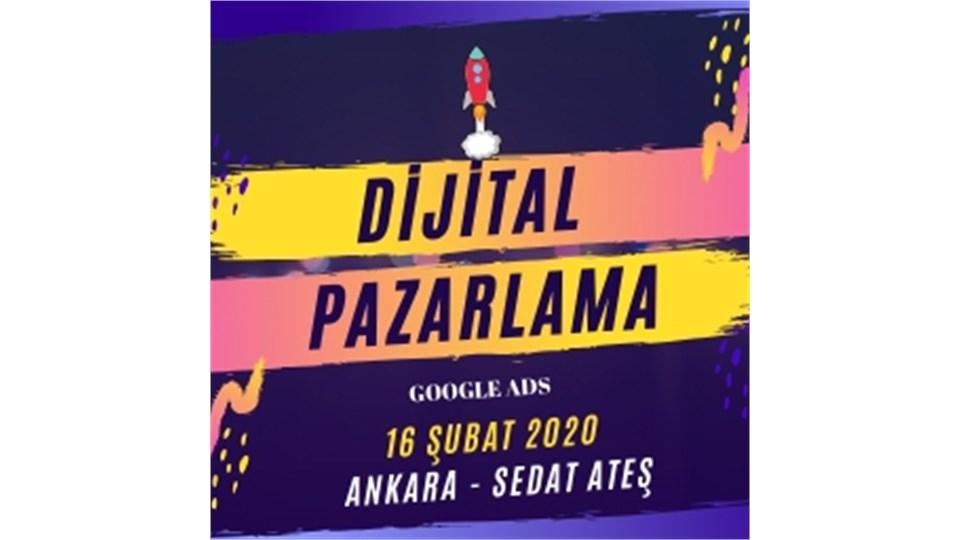 Dijital Pazarlama Eğitimi - Ankara Google Ads