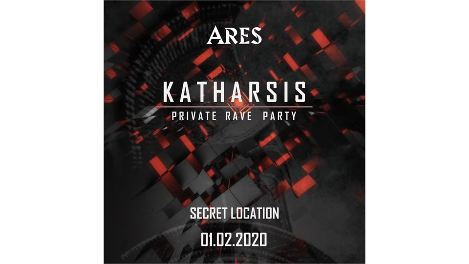 KATHARSIS: PRIVATE  RAVE  PARTY