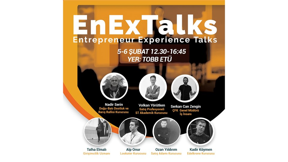 Entrepreneur Experience Talks