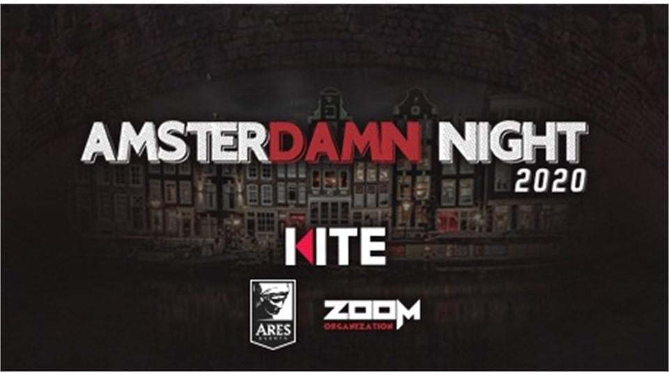 Amsterdamn Night