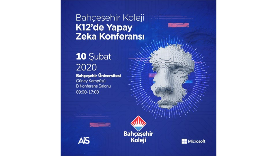 K12'de Yapay Zeka Konferansı