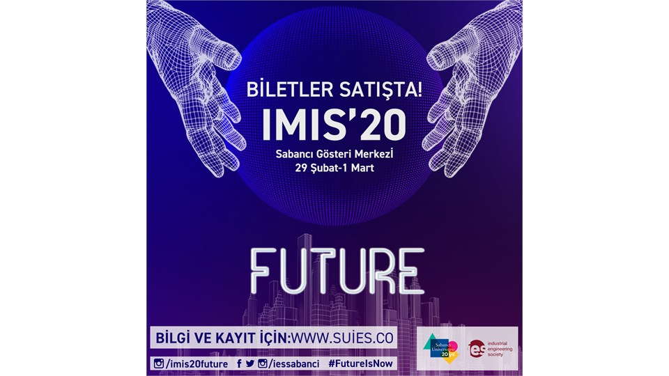 IMIS'20 Future (Sabanci University)
