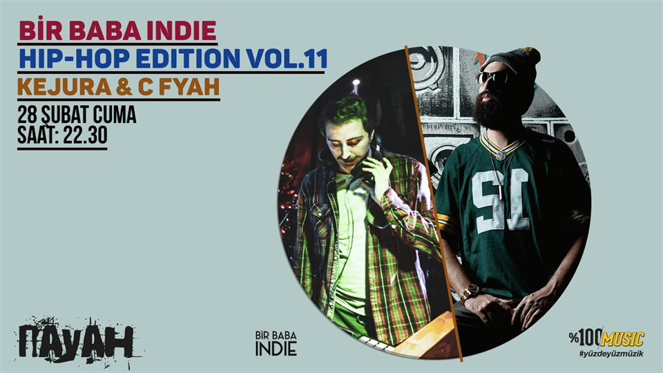 Bir Baba Indie Hip-Hop Edition Vol.11