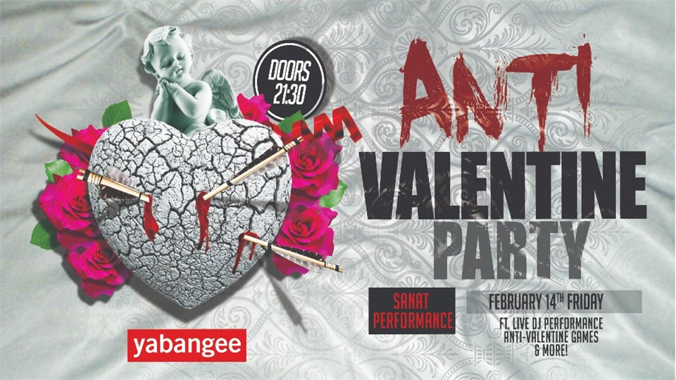 Anti-Valentine Party