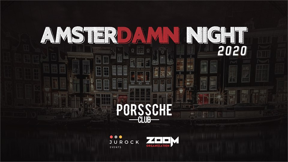 Amsterdamn Night Uşak