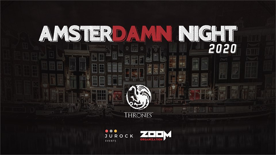 Amsterdamn Night Kıbrıs