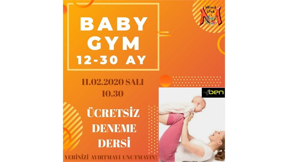 BABY GYM 12-30 AY