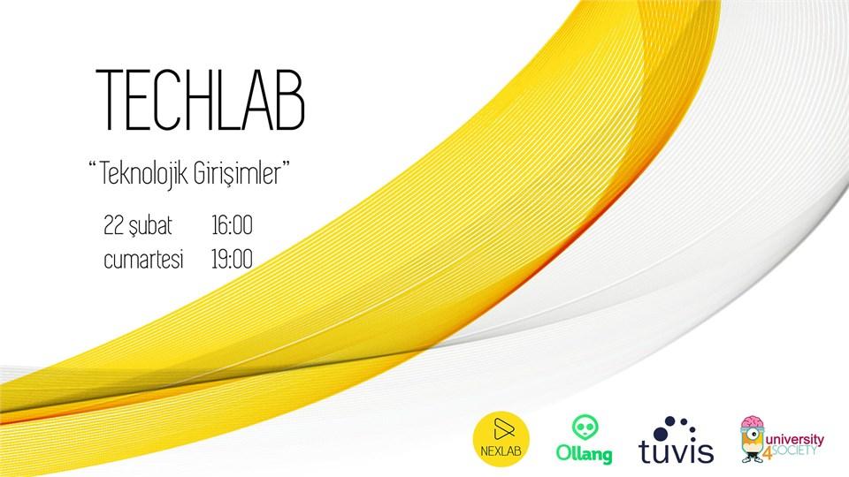 Techlab: Teknolojik Girişimler