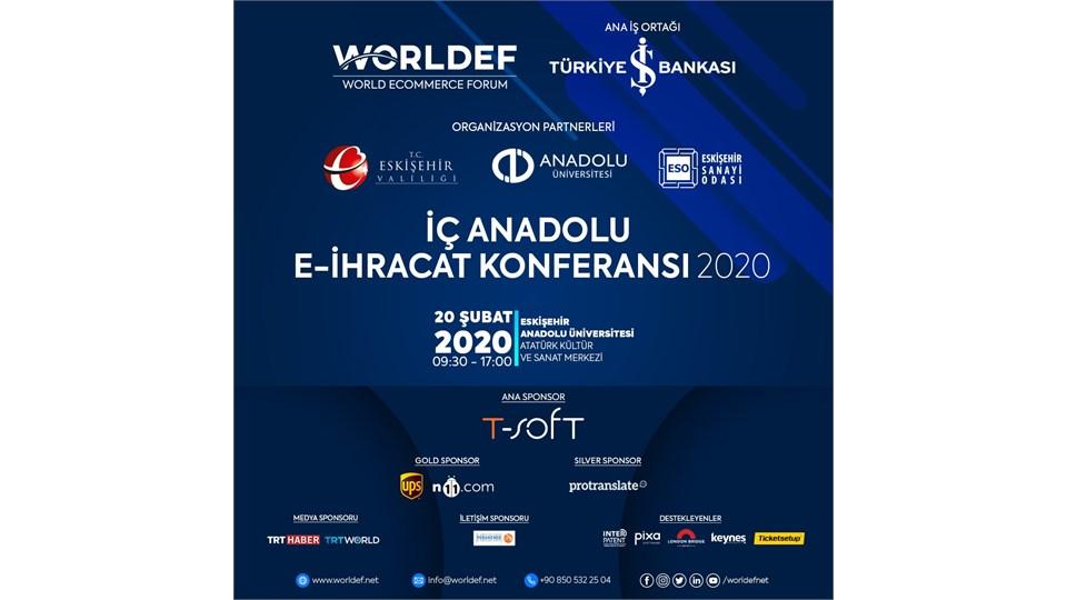 İç Anadolu E-İhracat Konferansı 2020