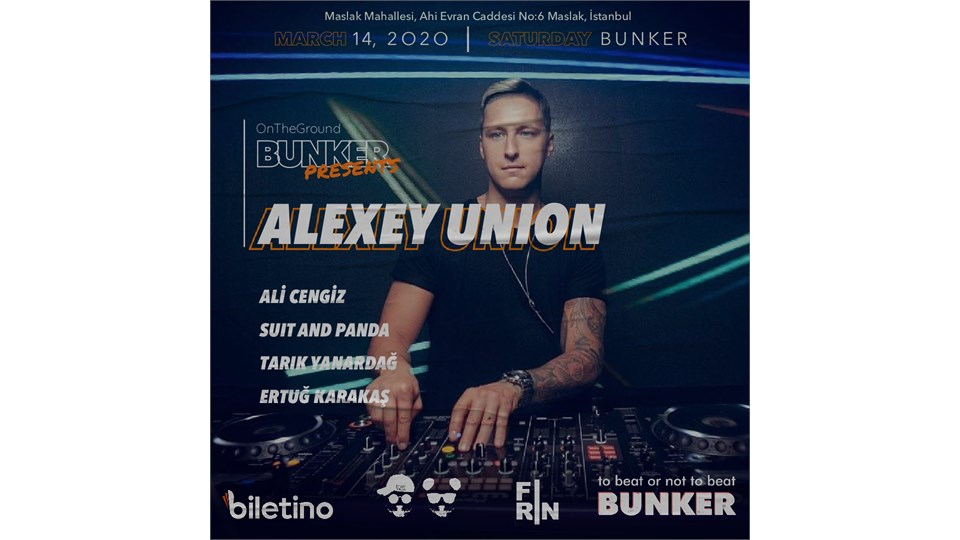 ALEXEY UNION / Bunker on the Ground
