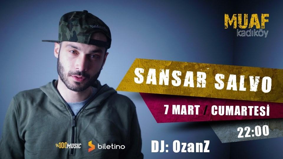 Sansar Salvo // Muaf Kadıköy Konseri