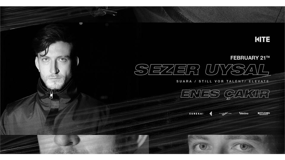 Sezer Uysal (Suara/ Stil Vor Talent / Elevate) / Enes Çakır