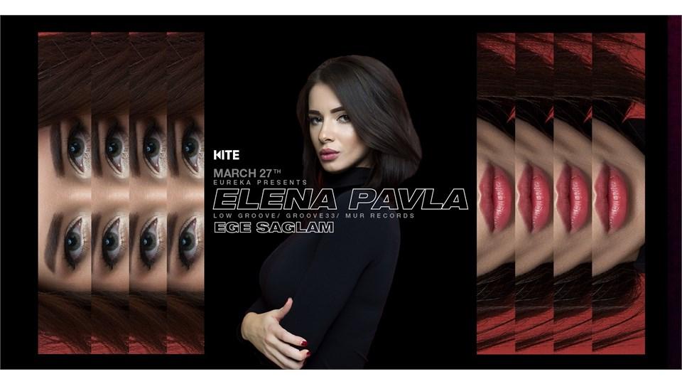 Eureka! : Elena Pavla (Low Groove, Groove3, Mur Records)