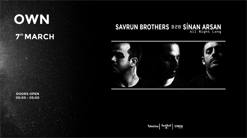 OWN: Savrun Brothers B2B Sinan Arsan