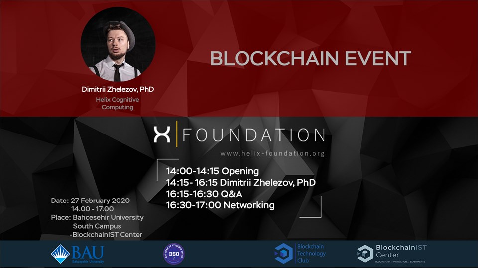 Helix Foundation Blockchain Event