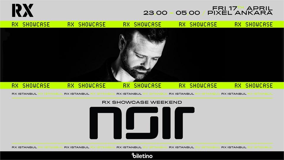 RX Showcase // Noir