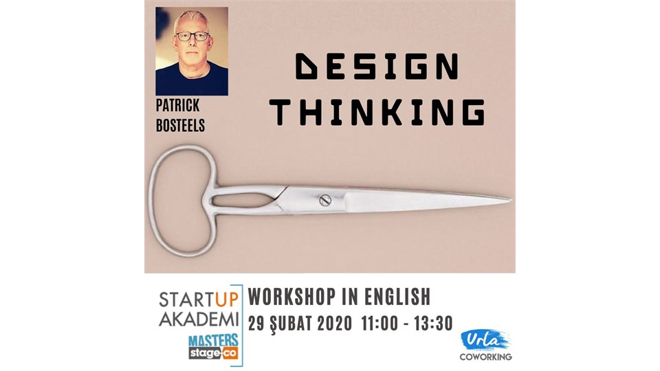 DESIGN THINKING PATRICK BOSTEELS