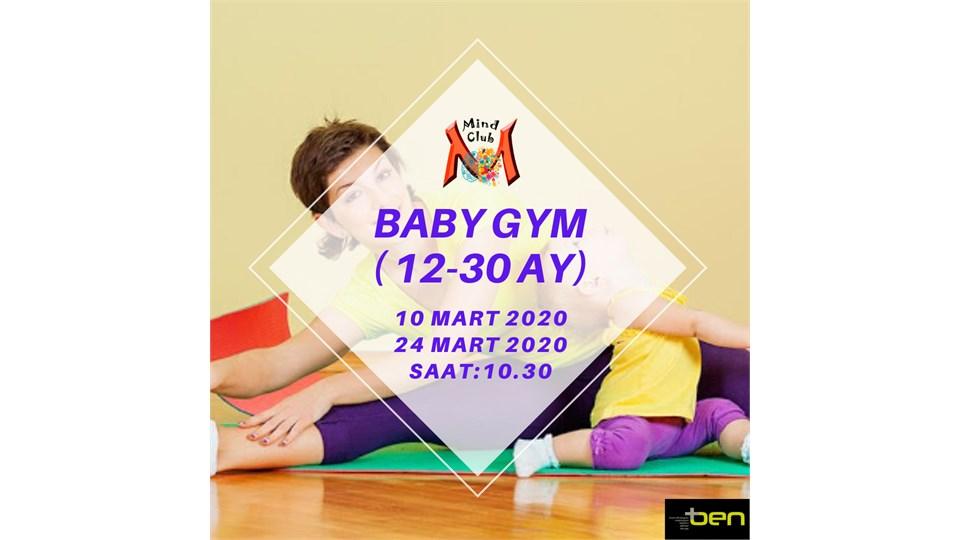 BABY GYM (12-30 AY)