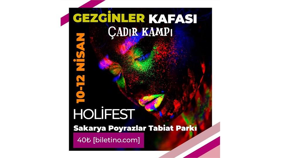 GEZGİNLER KAFASI HOLİ FEST SAKARYA POYRAZLAR