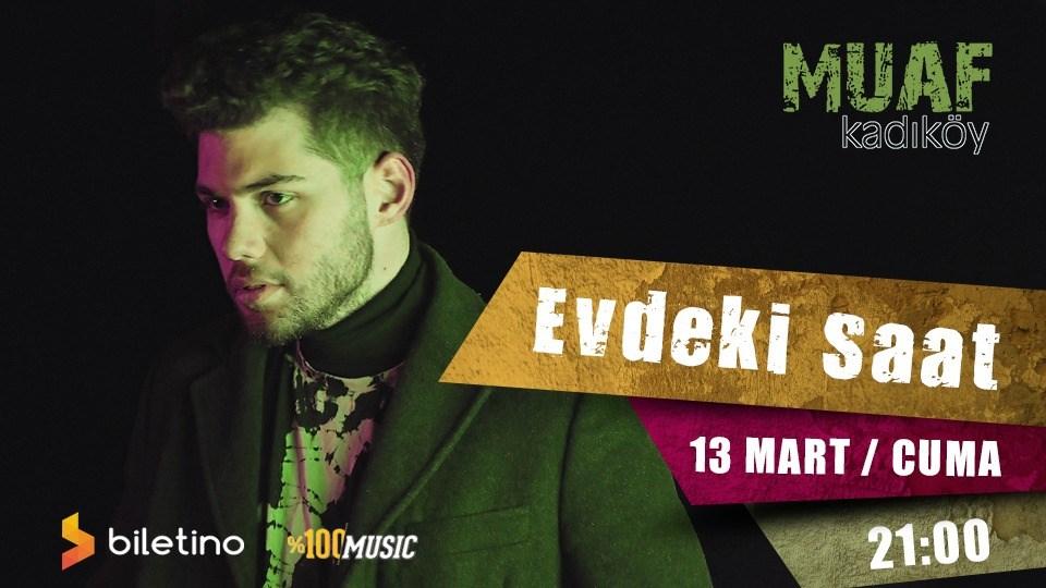 EVDEKİ SAAT Muaf Kadıköy Konseri