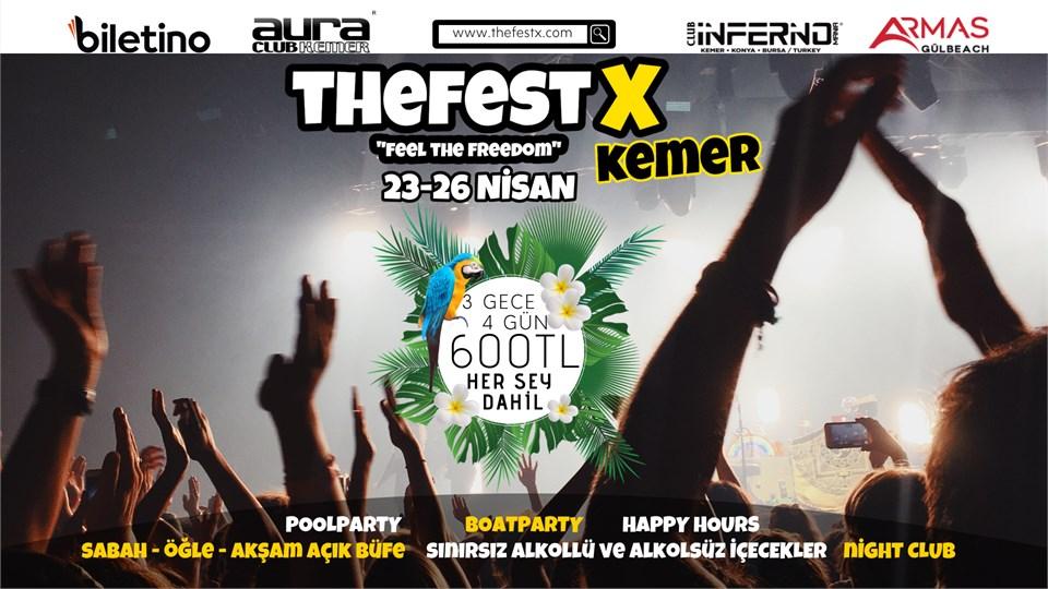TheFestX - Kemer