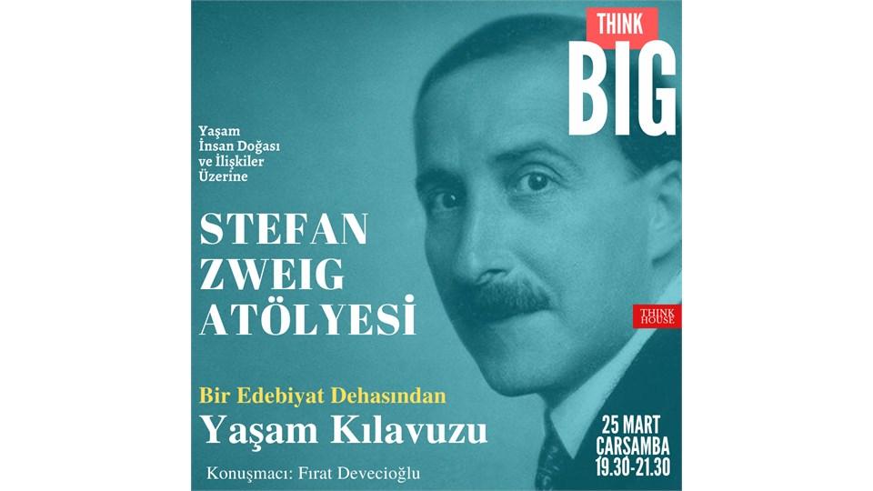 Fırat Devecioğlu ile STEFAN ZWEIG Atölyesi