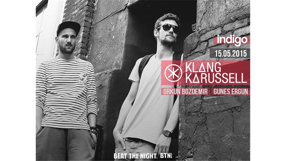Beat The Night Presents: Klangkarussell